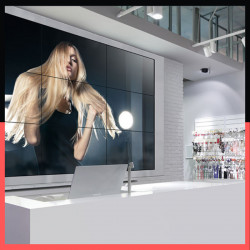 "NEC MultiSync® X554UNS-2 55"" Video Wall Ekran"