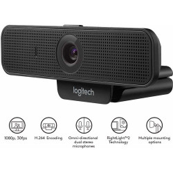Logitech C925E Kurumsal Web Kamerası