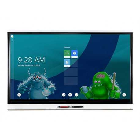 SMART Board® 6065S 65'' İnteraktif Ekran