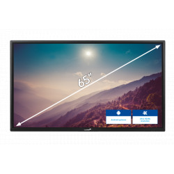 Legamaster ETX-6520-PLUS 65''4K İnteraktif Ekran