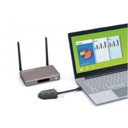 Kindermann Klick & Show USB Kablosuz Sunum Sistemi